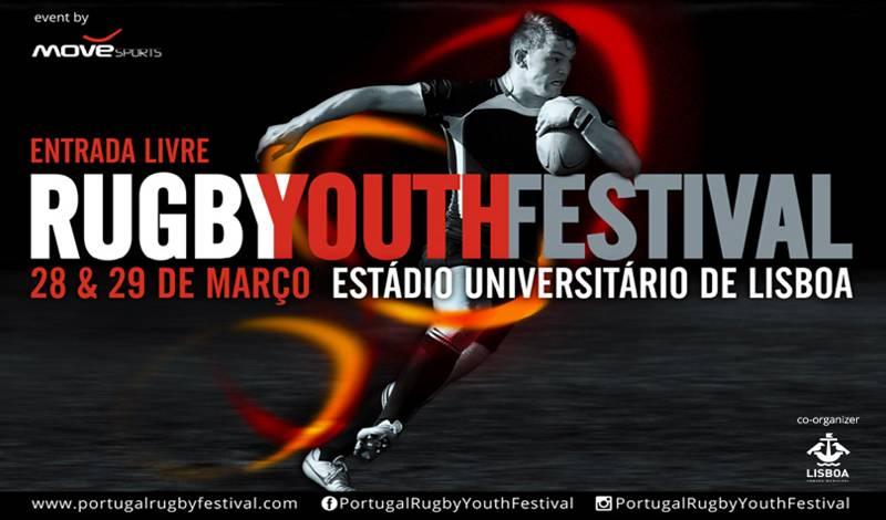 Imagem do Rugby Youth Fest