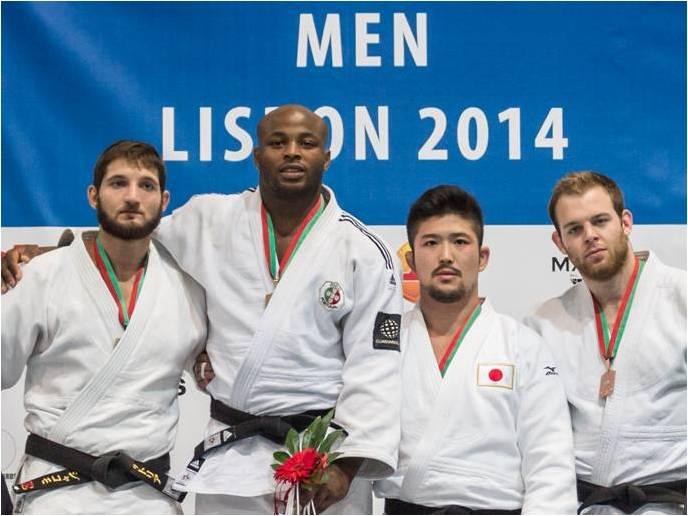 judo jorge fonseca podio