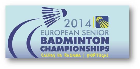 Europian Senior Badminton