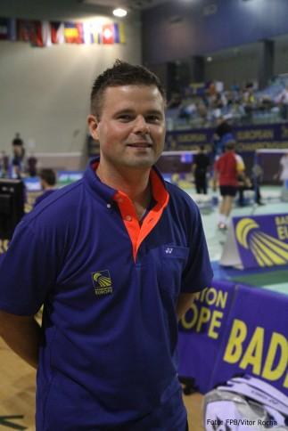 Jimmy Andersen, Diretor de Eventos da Federação Europeia