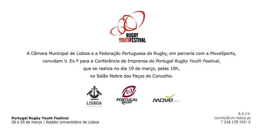 Convite Rugby