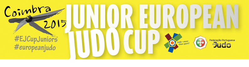Junior European Judo Cup header