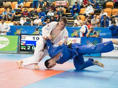 Cadet European Judo Cup - competição