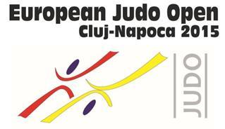 European Judo Open Cluj- Napoca Logo