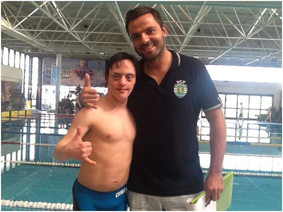 João Vaz no Final da Competição