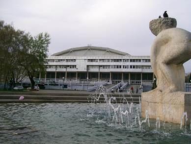 zagreb – Sports Hall Dom Sportova